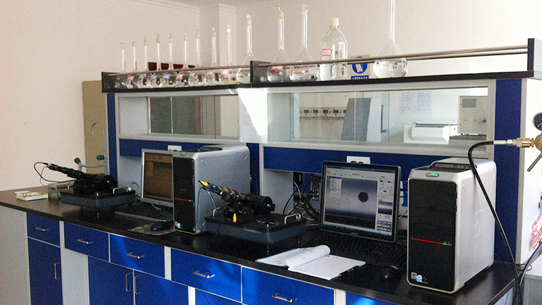 Oilfield Chemistry Research Office